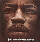 JIMI HENDRIX War Heroes album cover