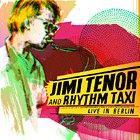 JIMI TENOR Live in Berlin album cover