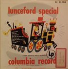 JIMMIE LUNCEFORD Lunceford Special album cover