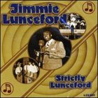 JIMMIE LUNCEFORD Strictly Lunceford album cover