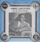 JIMMIE LUNCEFORD The Uncollected, Live At Jefferson Barracks, Missouri, 1944 album cover