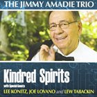 JIMMY AMADIE Kindred Spirits album cover