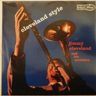 JIMMY CLEVELAND Cleveland Style album cover