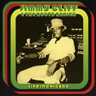 JIMMY CLIFF Live In Chicago album cover