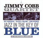 JIMMY COBB Jazz In The Key Of Blue album cover