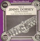 JIMMY DORSEY 1950 Vol. 4 album cover