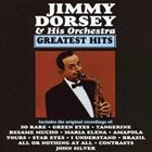 JIMMY DORSEY Greatest Hits album cover