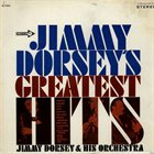 JIMMY DORSEY Jimmy Dorsey's Greatest Hits album cover