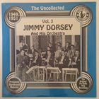 JIMMY DORSEY The Uncollected Jimmy Dorsey 1949 - 1951 Vol. 3 album cover