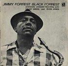 JIMMY FORREST Black Forrest album cover