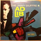 JIMMY GIUFFRE Ad Lib album cover