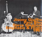 JIMMY GIUFFRE Emphasis & Flight, 1961 album cover