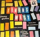 JIMMY GIUFFRE Tenors West (With the Marty Paich Octet) album cover