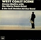 JIMMY GIUFFRE West Coast Scene (With Marty Paich Octet) album cover