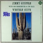 JIMMY GIUFFRE Western Suite album cover