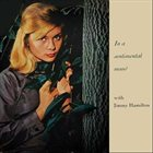 JIMMY HAMILTON In A Sentimental Mood album cover