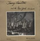 JIMMY HAMILTON Jimmy Hamilton and the New York Jazz Quintet (aka Accent on Clarinet) album cover
