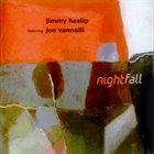 JIMMY HASLIP Jimmy Haslip featuring Joe Vannelli : Nightfall album cover