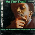 JIMMY HEATH On the Trail album cover