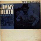 JIMMY HEATH The Thumper album cover
