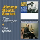 JIMMY HEATH The Thumper + The Quota album cover