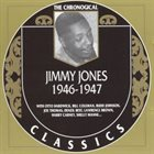JIMMY JONES 1946-1947 album cover