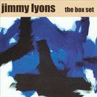 JIMMY LYONS The Box Set album cover