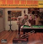 JIMMY MCPARTLAND Music Man Goes Dixieland album cover