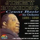 JIMMY RUSHING 1938-1945 album cover