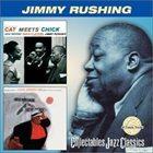 JIMMY RUSHING Cat Meets Chick / Jazz Odyssey James Rushing Esq album cover