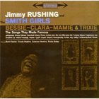 JIMMY RUSHING Jimmy Rushing And The Smith Girls album cover