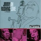 JIMMY RUSHING Oh Love album cover