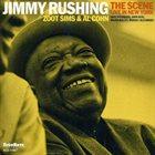 JIMMY RUSHING The Scene album cover