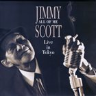JIMMY SCOTT All Of Me: Live In Tokyo album cover
