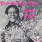 JIMMY SCOTT Can't We Begin Again album cover