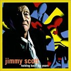 JIMMY SCOTT Holding back the years album cover