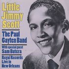 JIMMY SCOTT Live In New Orleans album cover