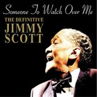 JIMMY SCOTT Someone To Watch Over Me album cover