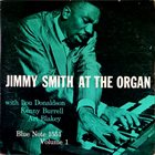 JIMMY SMITH At The Organ Vol 1 album cover