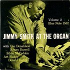 JIMMY SMITH At The Organ Vol 2 album cover