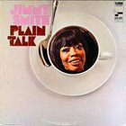 JIMMY SMITH Plain Talk album cover
