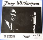 JIMMY WITHERSPOON In Person (aka Olympia Concert) album cover