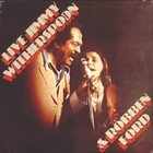 JIMMY WITHERSPOON Live Jimmy Witherspoon & Robben Ford album cover