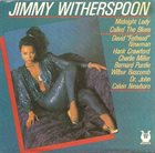 JIMMY WITHERSPOON Midnight Lady Called The Blues album cover