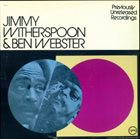 JIMMY WITHERSPOON Previously Unreleased Recordings album cover