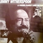JIMMY WITHERSPOON Sing The Blues With Panama Francis And The Savoy Sultans album cover