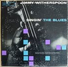 JIMMY WITHERSPOON Singin' The Blues album cover
