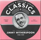 JIMMY WITHERSPOON The Chronological Jimmy Witherspoon :1948-1949 album cover