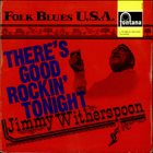 JIMMY WITHERSPOON There's Good Rockin' Tonight album cover