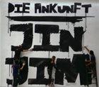 JIN JIM Die Ankunft album cover